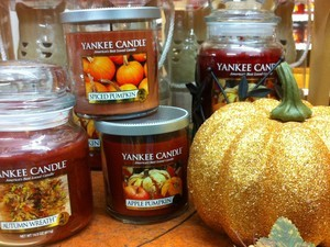 Today only, get a large Yankee Candle for $14