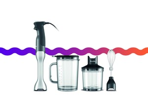This $80 Breville Immersion Blender is a mixture of super and duper