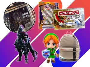 GameStop's clearance collectibles are now buy one, get one free!