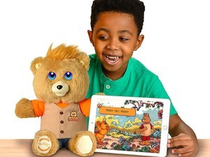 Teddy Ruxpin is back and he's on sale