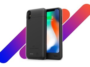 Double your iPhone X battery life with ZeroLemon's $30 battery case