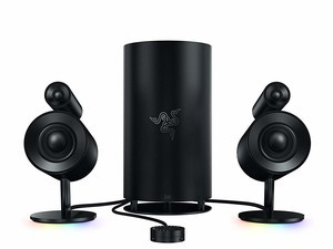 You can now order Razer's Nommo Pro surround sound system for $500