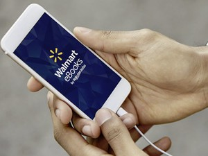 Walmart's new service aims to save you money on ebooks and audiobooks