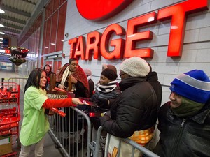 Target is offering free 2-day shipping for the holidays