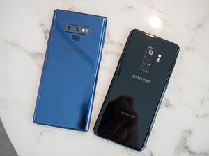 Take $200 off Samsung's Galaxy S9 and Note 9 for Black Friday