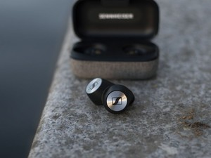 Sennheiser just unveiled its first-ever truly wireless earbuds