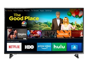 Amazon's Fire TV experience is built into these new Insignia televisions