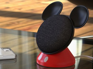 This $20 OtterBox case will turn your Google Home Mini into Mickey Mouse