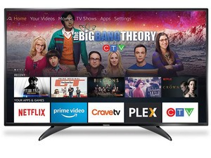 Canadians can now pre-order the Toshiba Fire Edition televisions