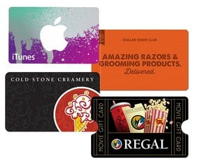 Last-second gift bailout! These discounted gift cards are available now