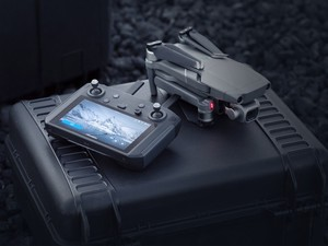 The DJI Smart Controller takes drone flying to new heights