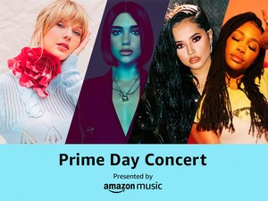 How to live stream tomorrow's Prime Day Concert 2019 featuring Taylor Swift