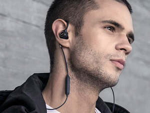 f6ba207a0e0 Aukey's latest Key Series B80 Bluetooth Earbuds are now 30% off in red,  black