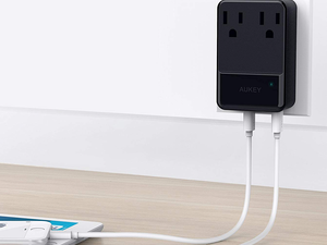 Charge USB devices more easily with the $15 Aukey 30W Power Strip