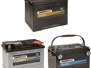 Take 30% off AutoCraft car batteries at Advance Auto Parts