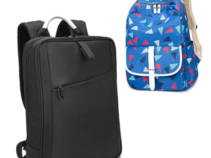 Carry your laptop around in one of these cool backpacks from $8