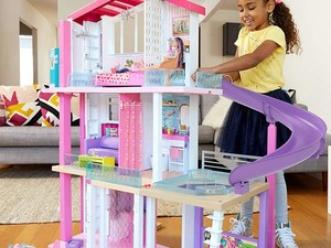Make dreams come true with the Barbie DreamHouse for its lowest price yet