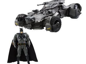 Watch a livestream from the cockpit of this $100 Ultimate Batmobile RC Vehicle