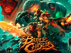Pre-order Battle Chasers: Nightwar for the Nintendo Switch and save $14 today