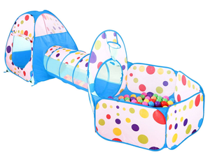 Any room can be a play room with this $22 ball pit play set