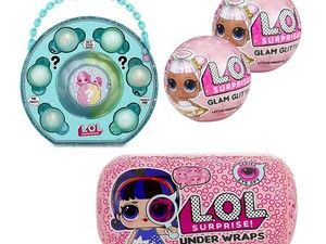Take your pick of discounted L.O.L. Surprise toys today only at Best Buy