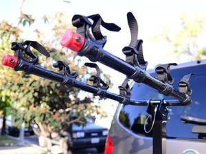 Mount up to four bikes on your vehicle with Allen Sports' Deluxe Bike Rack for $65