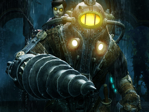 Return to Rapture in BioShock 2 on macOS for only $10