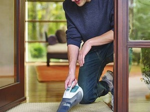 Conquer dust bunnies with the $25 Black+Decker Dustbuster cordless hand vacuum