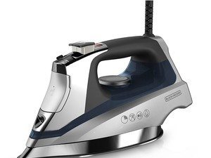 This $28 Black & Decker Allure Professional Steam Iron will keep you looking sharp
