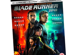Add Blade Runner 2049 to your 4K movie collection for £13 while supplies last