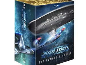 Grab the complete box set of Star Trek: The Next Generation on Blu-ray for just $86