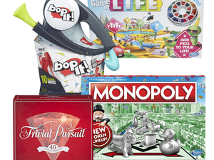 Slide these best-selling board games under the Christmas tree at over 50% off
