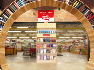 Book lovers can't miss this BookOutlet sale featuring discounts like $20 off $50 orders