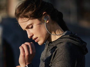 Take these discounted Bose SoundSport wireless headphones with you on your next workout