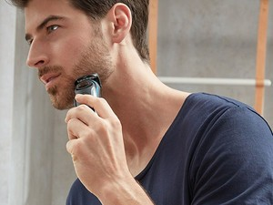 Give yourself a fresh look with the $18 Braun hair clipper and beard trimmer