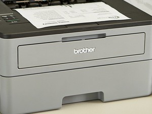 This Brother wireless monochrome laser printer is only $85