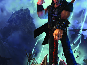Rock out to Brütal Legend for free from Humble Bundle