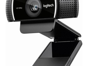 The Logitech C922 Pro webcam has dropped to $50 today only