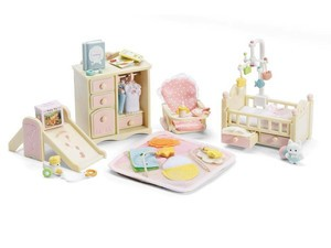 Your Calico Critters fan will love this $13 nursery playset