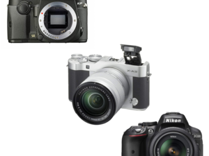 Capture special moments with discounted DSLR and Mirrorless cameras