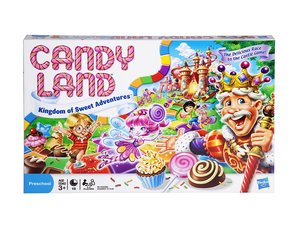 Kids can race to the Candy Land castle with the classic board game for just $9
