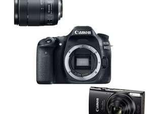 Take 15% off already discounted Canon refurb cameras and lenses