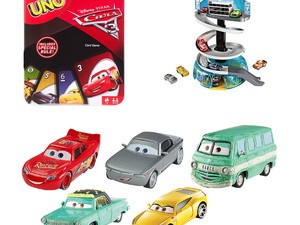 Surprise your little Lightning McQueen fan with up to 40% off Cars 3 toys