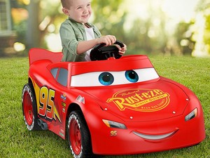 The Power Wheels Cars 3 Lightning McQueen is now $199