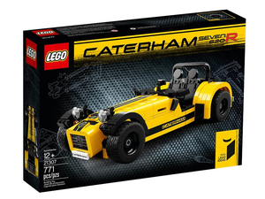 Build and display the Lego Ideas Caterham Seven 620R kit for just $56