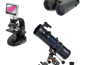 Celestron's one-day sale is all about improving the way you look at the world