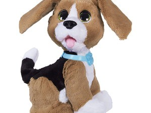 Does your kid want a dog? Get them Chatty Charlie for $21 instead