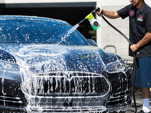 Keep your vehicle in tip-top shape with 25% off everything at Chemical Guys this weekend