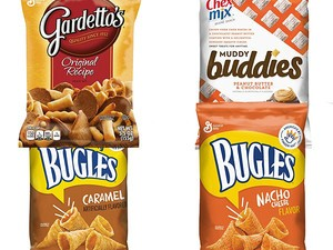 Stock up on Chex Mix snacks and save 30%