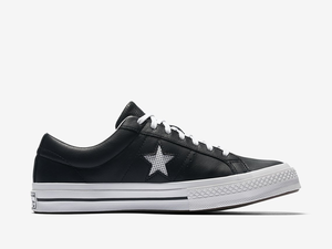Take 25% off discounted Converse apparel for a limited time, like these $30 One Star shoes
